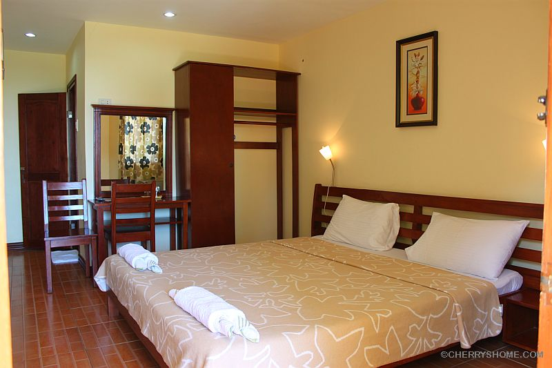 Room Accommodation Cherrys Home Resort Bohol Philippines